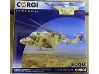 NEW CORGI AA39006 Westland Lynx, AH1GT, XZ221, 'J' 654 Squadron Army Air Corps, Operation Granby, Iraq, 1991