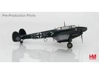 NEW HA1814 BF 110E-2 G9+BC, Oblt. Uellenbeck, II/NJG1 spring 1942