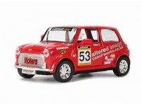 NEW Corgi CC82286 Mini Mania Mini Miglia Racing Niven Burge No.53