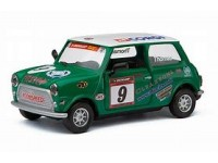 NEW Corgi CC82294 Mini Se7en- Darren Thomas