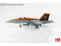 HA3545 F-18B Hornet